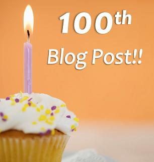 100th blog post!