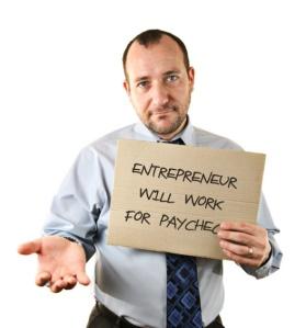 Entrepreneur Paycheck