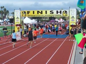 Select Staffing Santa Barbara International Marathon