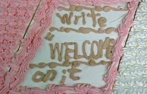 Even the most clearly worded directives can sometimes be misunderstood. A cake decorator took her instructions too literally. Source: www.masalatime.com